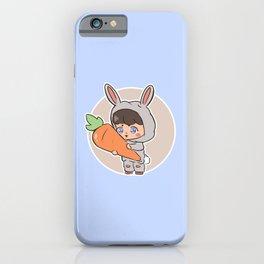 Louis Tomlinson Cute Chibi iPhone Case