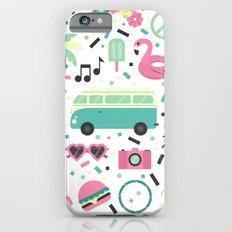 Summer Vibes Slim Case iPhone 6s