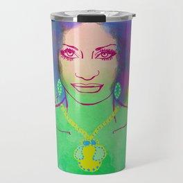 CELIA CRUZ Travel Mug
