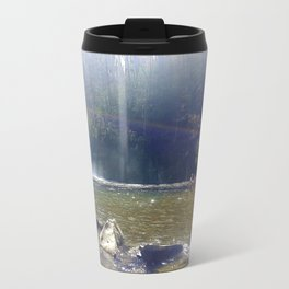 Smokey Mountain Waterfall Travel Mug