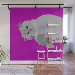 tricia Wall Mural