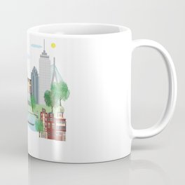 Boston Coffee Mug