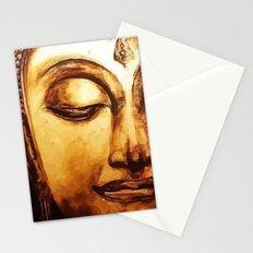 Buddha Meditation Stationery Cards