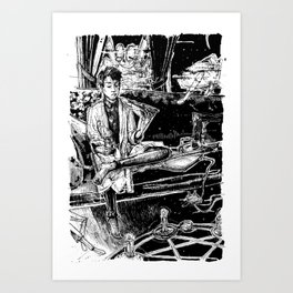 The Ritual Art Print