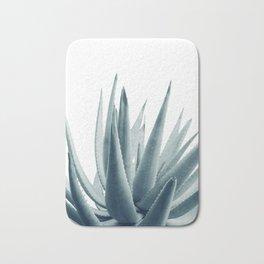 Agave Blue Vibe #1 #tropical #decor #art #society6 Bath Mat