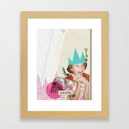 Envie Framed Art Print