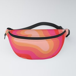Blyde River Canyon Stripes Fanny Pack
