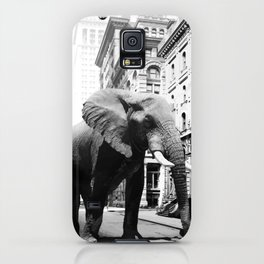 Street walker II iPhone Case