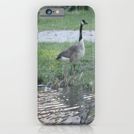 Hopping onto the Bank iPhone Case