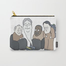Very Old Ghostbusters Carry-All Pouch