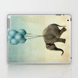 Levitating Elephant Laptop & iPad Skin