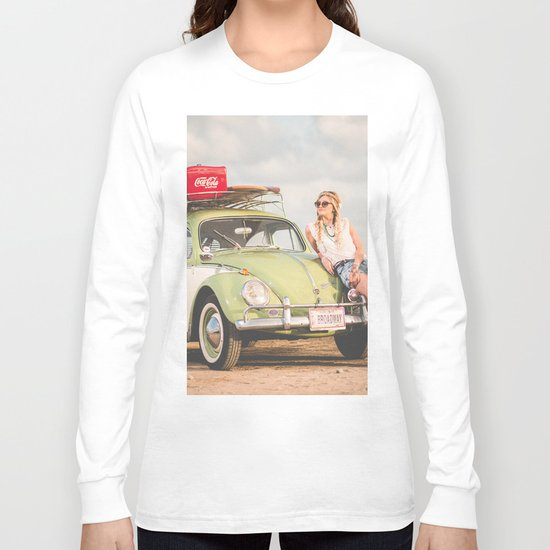 Broadway Car Long Sleeve T-shirt
