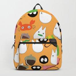 Let's meet the forest god Backpack