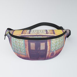 Portugal- street view Fanny Pack