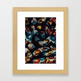 Pattern № 98 Framed Art Print
