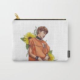 haechan amongst sunflowers Carry-All Pouch