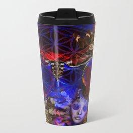 Flower of creation Travel Mug
