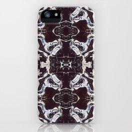 Murky Haze iPhone Case