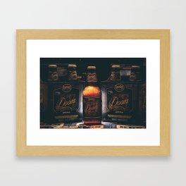 Founders Brewery Framed Art Print