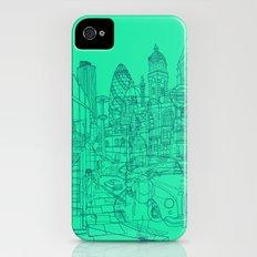 London! Mint iPhone (4, 4s) Slim Case