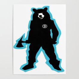 Killer Bear Poster