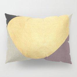 Golden line XVII Pillow Sham