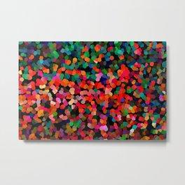 Abstract colors Metal Print