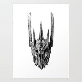 Servant of Morgoth Art Print