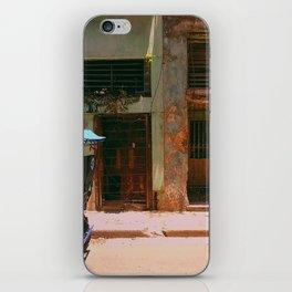 Cuban Transit iPhone Skin