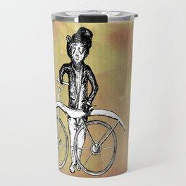 Bear's Bike Travel Mug