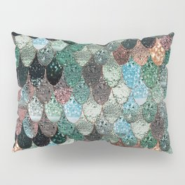 SUMMER MERMAID SEAWEED MIX by Monika Strigel Pillow Sham