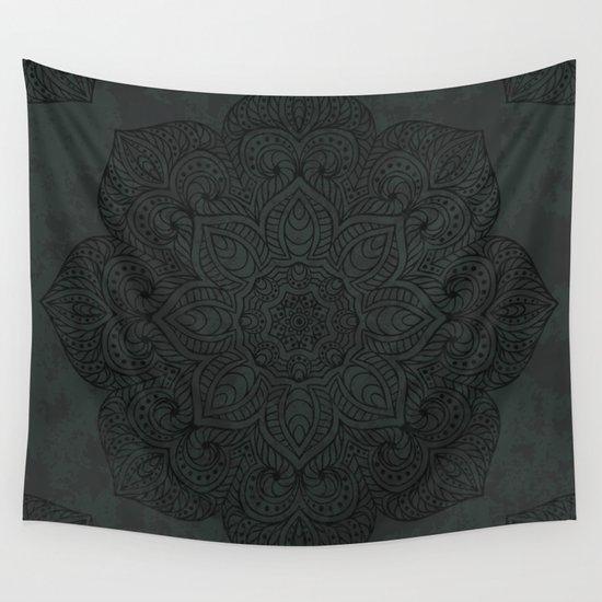Vintage Mandala Wall Tapestry By Mantra Mandala