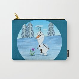 Olaf In Summer Carry-All Pouch