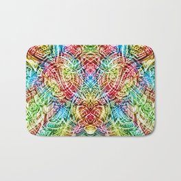 Tribo-Pineal Bath Mat