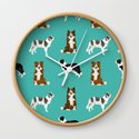 Border Collie mixed coats dog breed pattern gifts collies dog lover by petfriendly