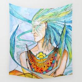 Chaman Wall Tapestry