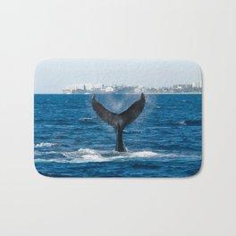 whale Hawaii / Balein à Hawaii Bath Mat