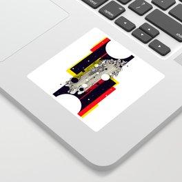 Thodeau Sticker