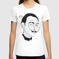 dali T-shirts featuring DALI by pointing@faces