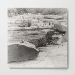 Its a rocky world Metal Print
