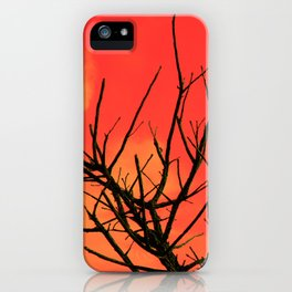 Fire Branch iPhone Case