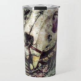 Eenola - skull mask Travel Mug