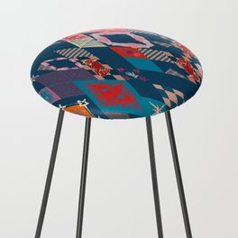 Circus_vintage Counter Stool