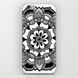 Mandala V4 iPhone Skin