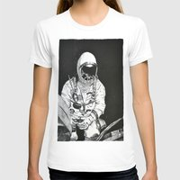 spaceman T-shirts featuring Spaceman by Bri Jacobs