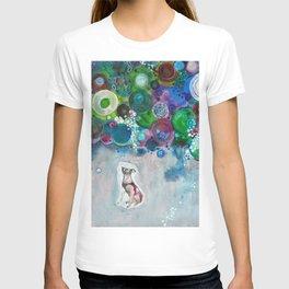 Laika, Canine Space Hero T-shirt