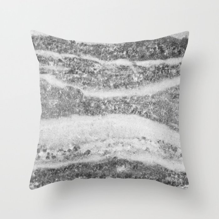 Deep Silver Throw Pillow By Naturemagick Society6