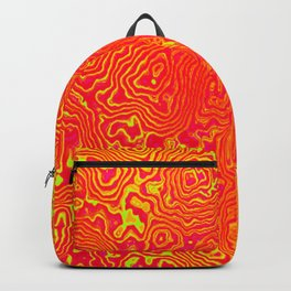 Hot Fire Backpack