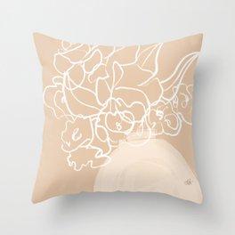 Mother Nature 11 Throw Pillow
