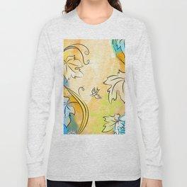 Soft Ochre October Long Sleeve T-shirt